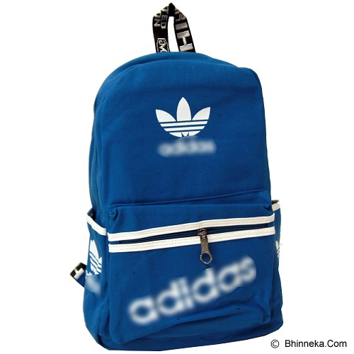 GO FITS Backpack [T1593] - Biru - Travel Bag